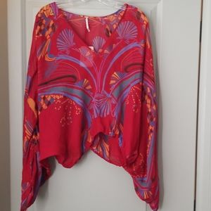 Free People Top sz Large